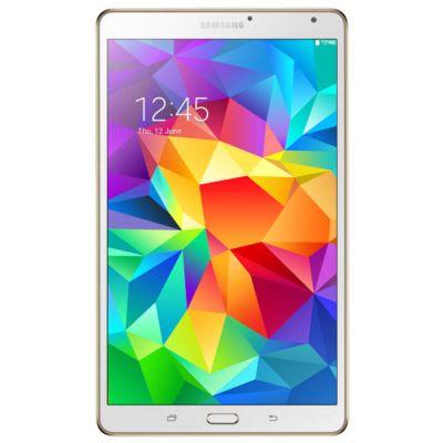 Планшет Samsung SM-T700 Galaxy Tab S 8.4 Wi-Fi 16Gb (White) SM-T700NZWASER