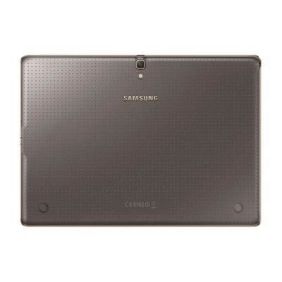 ������� Samsung SM-T800 Galaxy Tab S 10.5 Wi-Fi 16Gb (Titanium Silver) SM-T800NTSASER