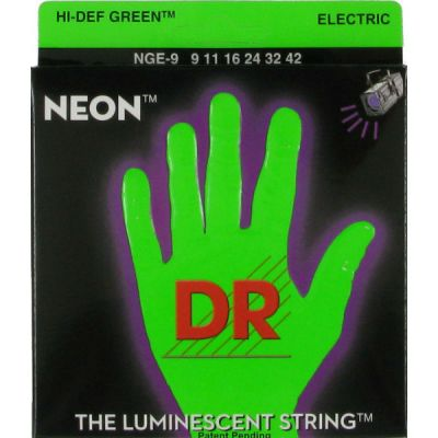Струны DR NGE-9