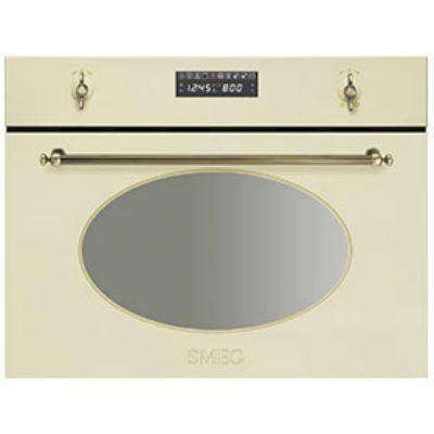 Встраиваемая электрическая духовка SMEG S845MCPO9