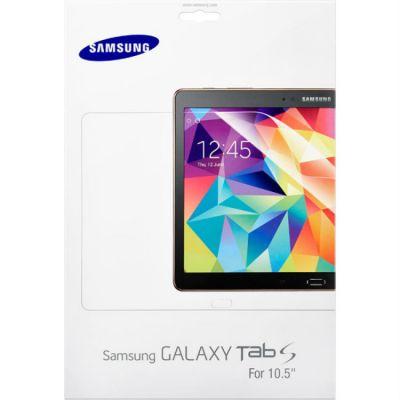 """Защитная пленка Samsung для Galaxy Tab S 10.5"""" (прозрачная) ET-FT800CTEG"""