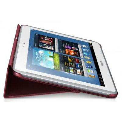 Чехол Samsung для Galaxy Note N8000 (красный) EFC-1G2NRECSER