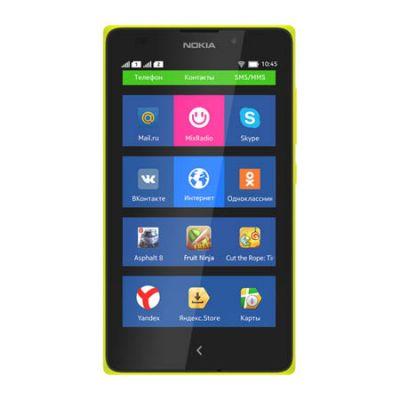�������� Nokia XL Dual sim Yellow A00018558