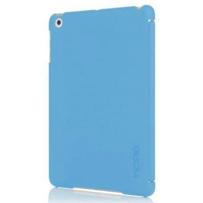 Incipio клип-кейс для iPad mini Blue Smart Feather