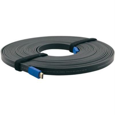 Кабель Kramer C-HM/HM/FLAT/ETH-15 HDMI плоский с Ethernet 4.6 м