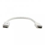 Кабель Kramer ADC-DPM/HF, DisplayPort вилка на HDMI розетку