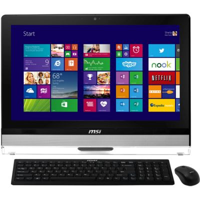 Моноблок MSI Wind Top AE2212G-023RU Black 9S6-AC9111-023
