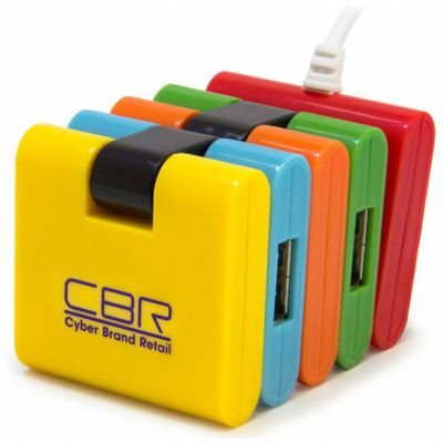 Аксессуар CBR USB-концентратор CH 155