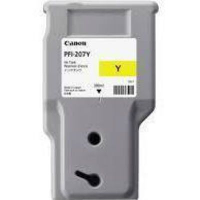 Картридж Canon PFI-207 Y Yellow/Желтый (8792B001)
