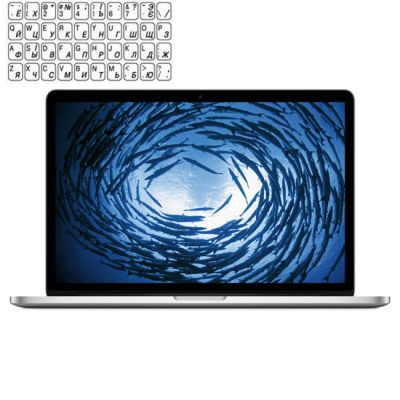Ноутбук Apple MacBook Pro 15'' Retina Z0RC/8, Z0RC0001N