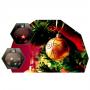 MiXberry новогодние светящиеся шары MLG 007