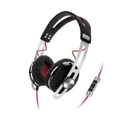 Наушники с микрофоном Sennheiser Momentum On-Ear Black