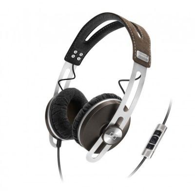 Наушники с микрофоном Sennheiser Momentum On-Ear Brown