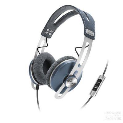 Наушники с микрофоном Sennheiser Momentum On-Ear Blue