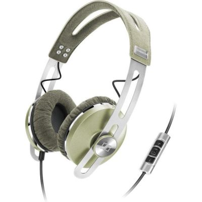 Наушники с микрофоном Sennheiser Momentum On-Ear Green