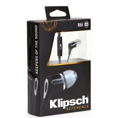 �������� � ���������� Klipsch R6i Black
