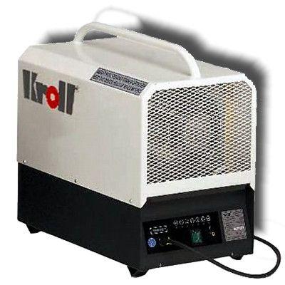 Kroll Осушитель воздуха TE40 (40л/с,500мкуб/ч,0.65квт, подогрев 2 квт,бак14л,37кг) 000114-01