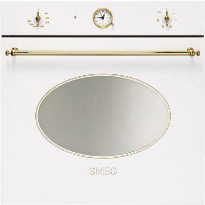 Встраиваемая электрическая духовка SMEG SC800B-8