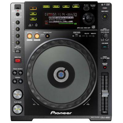 DJ CD-проигрыватель Pioneer CDJ850-к