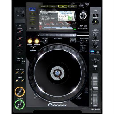 DJ CD-������������� Pioneer CDJ-2000