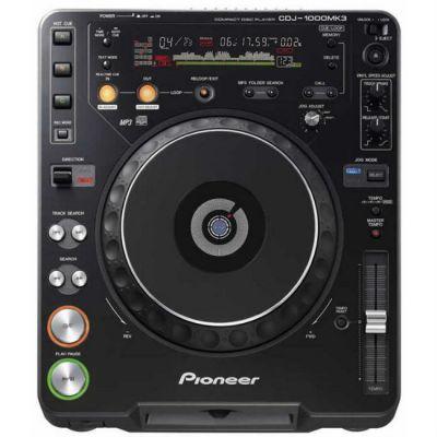 DJ CD-проигрыватель Pioneer CDJ-1000 mk3