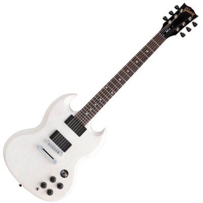 ������������� Gibson SGJ Rubbed White