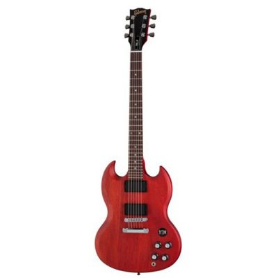 Электрогитара Gibson SGJ Cherry Satin