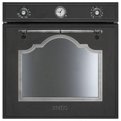 Встраиваемая электрическая духовка SMEG SF750AS
