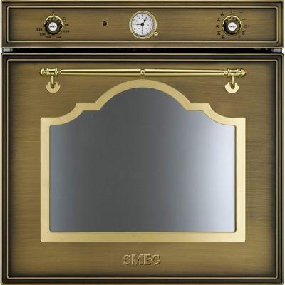 Встраиваемая электрическая духовка SMEG SF750OT
