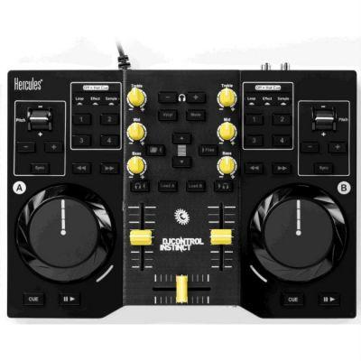 DJ контроллер Hercules DJ CONTROL INSTINCT FOR IPAD