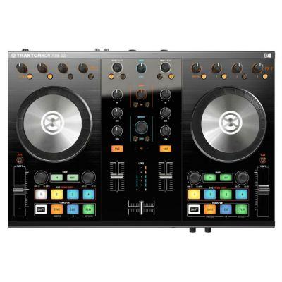 DJ контроллер Native Instruments TRAKTOR KONTROL S2 Mk2