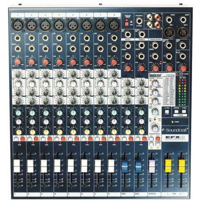 ��������� ����� Soundcraft EFX8