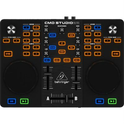 DJ контроллер Behringer CMD STUDIO 2A