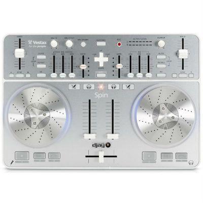 DJ контроллер Vestax SPIN