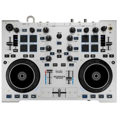 DJ контроллер Hercules DJ CONSOLE RMX2