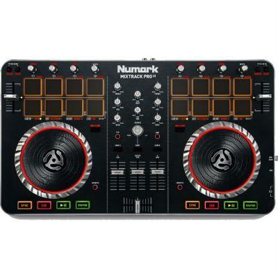 DJ контроллер Numark MIXTRACK PRO II