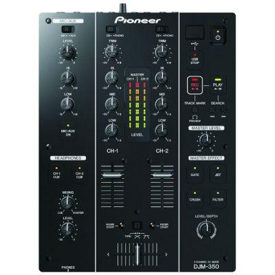 Микшерный пульт Pioneer DJM350
