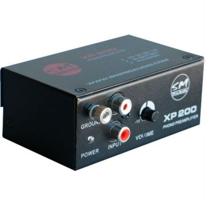 ������������� SM Pro Audio XP200