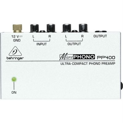 ������������� Behringer PP400 MICROPHONO