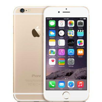 Смартфон Apple iPhone 6 128Gb Gold MG4E2RU/A