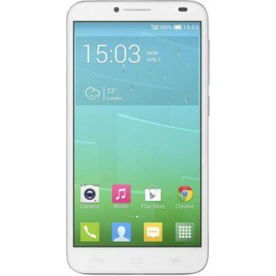 Смартфон Alcatel IDOL 2 6037Y White 6037Y-2CALRU1