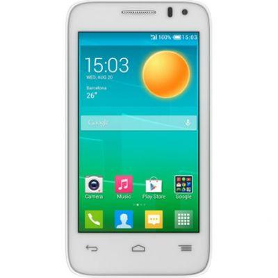 Смартфон Alcatel 4035D One Touch POP D3 White 4035D-2ZALRU1