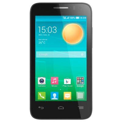 Смартфон Alcatel 4035D POP D3 Black 4035D-2GALRU1