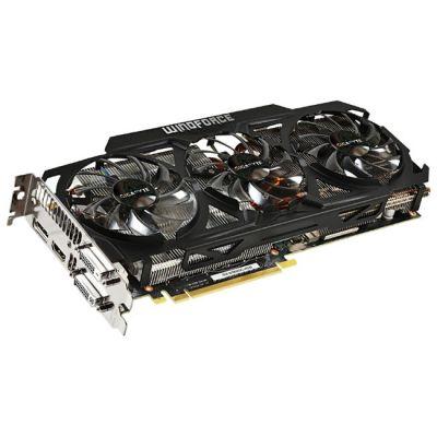 Видеокарта Gigabyte Nvidia GeForce GTX760 GV-N760OC-4GD
