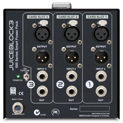 Блок питания SM Pro Audio JUICEBLOCK 3