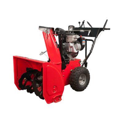 """Снегоуборщик DDE ST10066BS (двигатель B&S """"SE """"10,0 л.с., 120 кг, 6 вперёд/2 назад, 15 колёса, эл. старт, фара) професс. ST10066BS"""