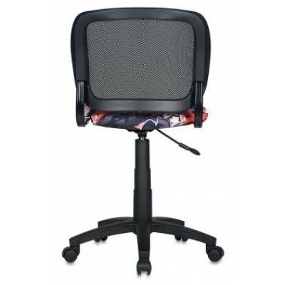 Офисное кресло Бюрократ CH-297NX/Graffity черный