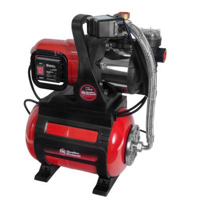 Насос Quattro Elementi Automatico 1100 FL Inox (1100 Вт, 4200 л/ч, для чистой, 45 м, 18,7 кг) 770-650