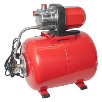Насос Quattro Elementi Automatico 1000 Inox 50L (1000 Вт, 3600 л/ч, для чистой, 45 м, 16.кг) ресивер 50 литров 771-732