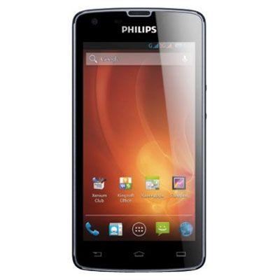 Смартфон Philips Xenium W8510 (Dark-Grey)